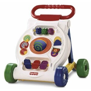 Fisher Price Bright Beginnings Activity Walker