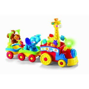 Fisher Price Amazing Animals Sing and Go Choo-Choo
