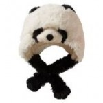 click here to buy the Pillow Pets Panda hat