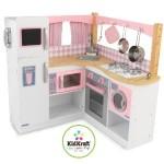 click here to buy the KidKraft Grand Gourmet Corner Kitchen