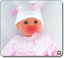 realistic baby dolls for play