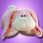 My Pillow Pets Pink Cuddly Bunny