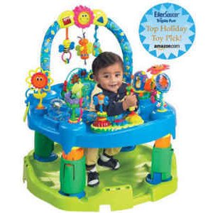 Evenflo ExerSaucer Triple Fun Jungle