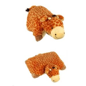 click to buy the Giraffe Pillow Pet