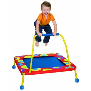 Little Jumpers Kids Trampoline