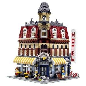 click to buy Lego Make & Create Cafe Corner