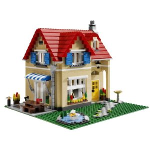 click here to buy the Lego Creator Family Home