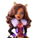 click here to buy the Monster High Clawdeen Wolf Doll
