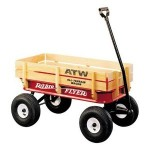 Radio Flyer 32S All-Terrain Steel and Wood Wagon