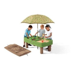 click to buy the naturally playful sand and water center