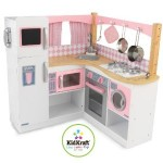 click here to buy the KidKraft Grand Gourmet Corner Kitchen