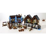 click here to buy the Lego Castle Medieval Market Village