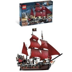 click here to buy Lego Queen Anne's Revenge