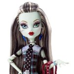 click here to buy the Monster High Frankie Stein Doll