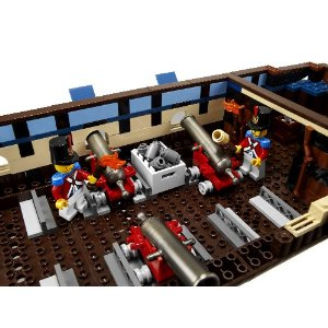 Building with Lego Bricks