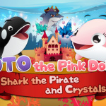 BOTO Pink Dolphin - The Ultimate Online e- Learning App for Your Kid