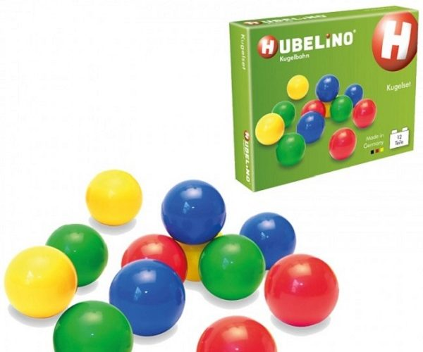 Hubelino is a type of marble run system